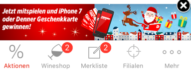 mobile engagement mit In App Messaging