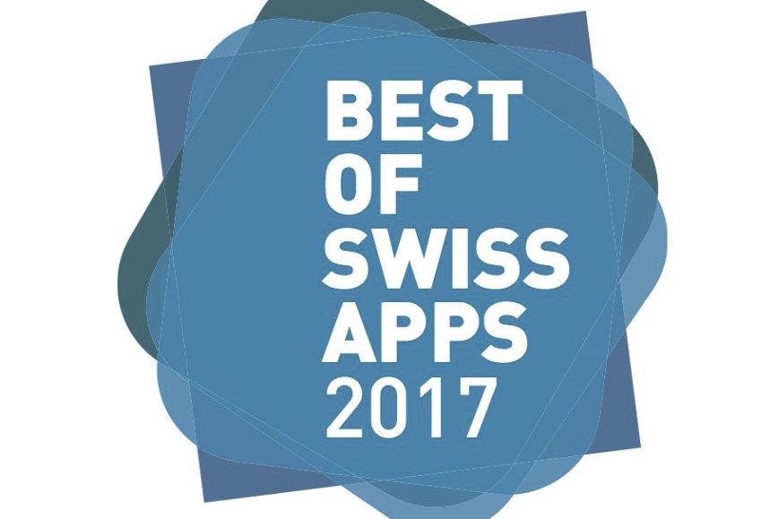 Best of Swiss Apps 2017